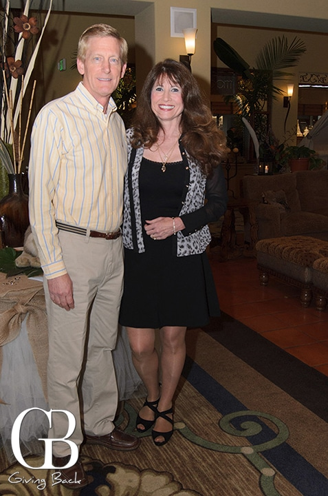 Gregory and Denise Czer