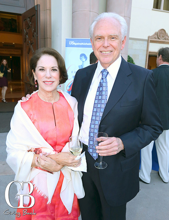 Gretchen and Bill Mobley