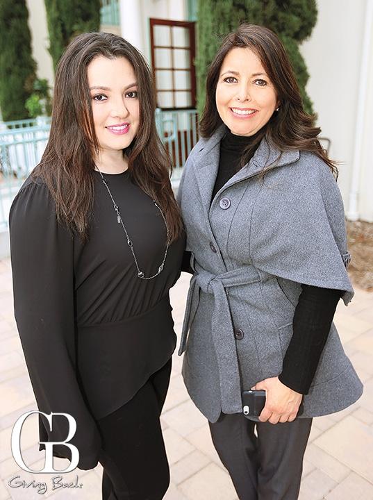 Grisel Bosdet and Diana Bosdet