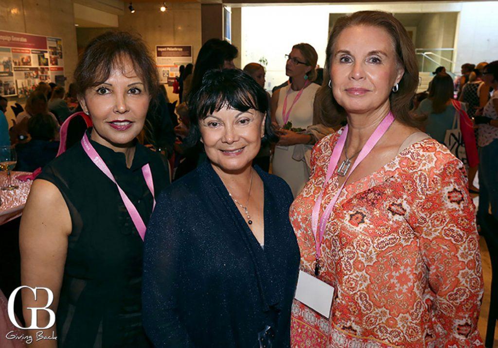 Guadalupe Sobke  Margaret Lynn and Silvia Puffelis