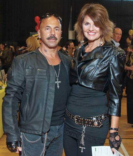 Guillermo Marrero and Joyce Maggiore