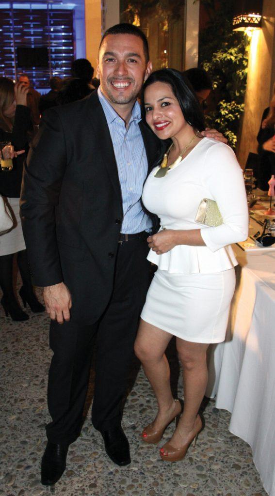 Guillermo Quibrera y Denise Millan.JPG