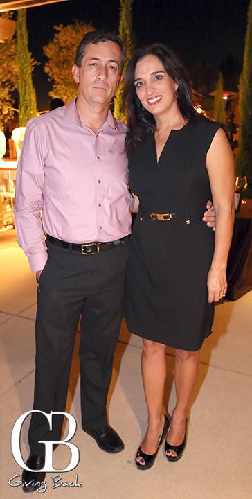 Guillermo y Maribel Haro