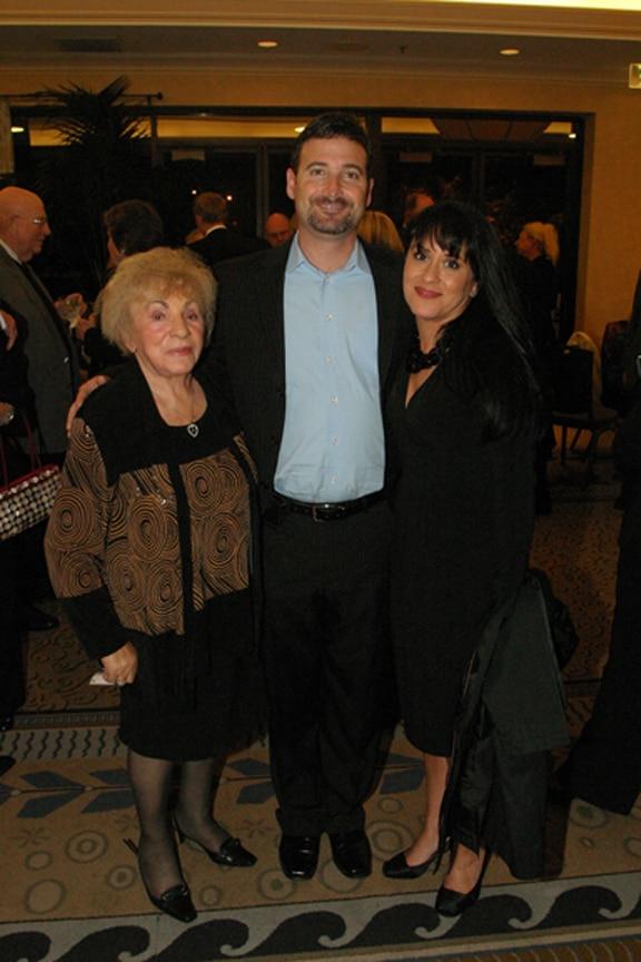 Gussie Zaks with Matt and Lisa Posard.JPG