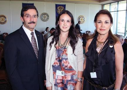 Gustavo de la Huerta, Marieva Lozano and Marieva Zamudio.JPG