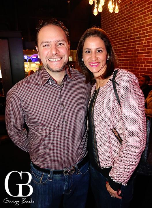 Gustavo and Arianna Bravo