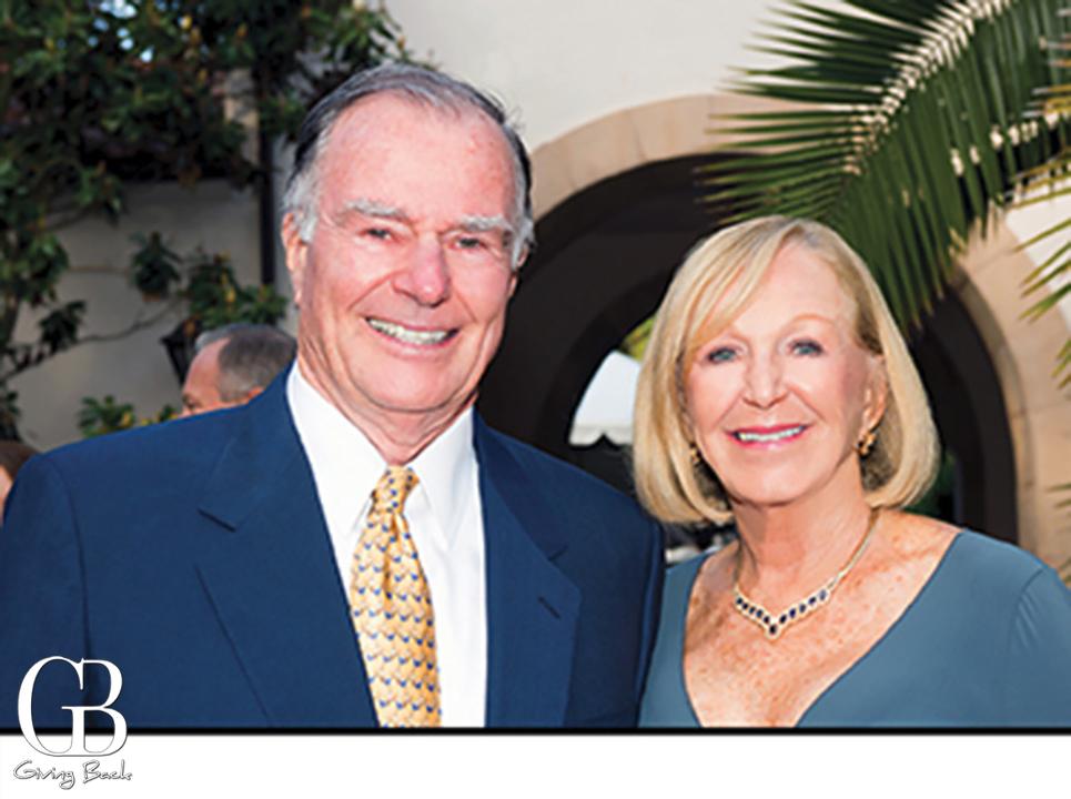 Guy and Jenny Freeborn