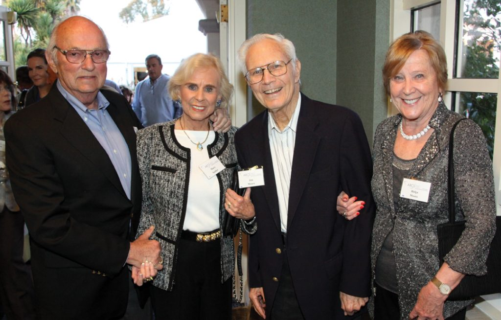 Hal and Mary Sadler with Jim and Helga Moore.JPG