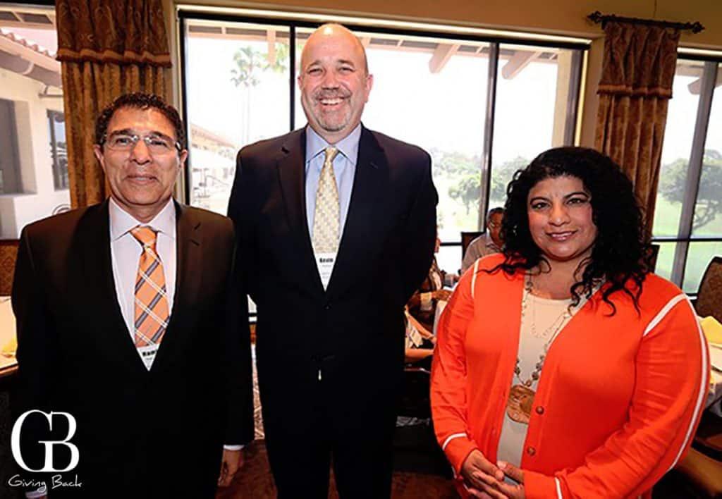 Hamid Mani  Kevin Mattson and Ileana Engel