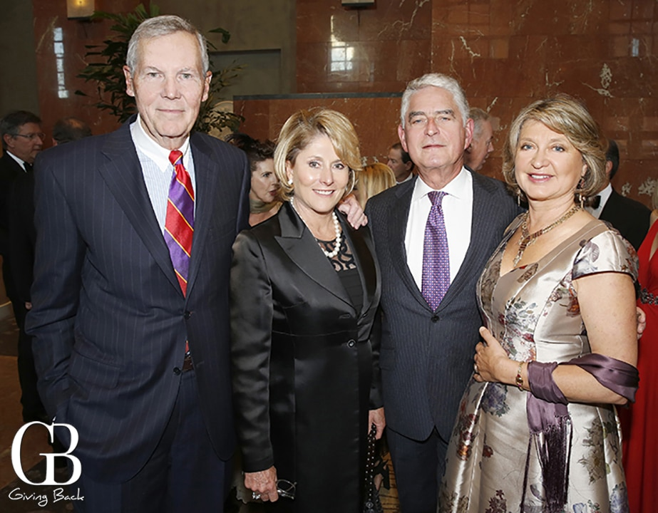 Hank and Robin Nordhoff with Rafael and Marina Pastor
