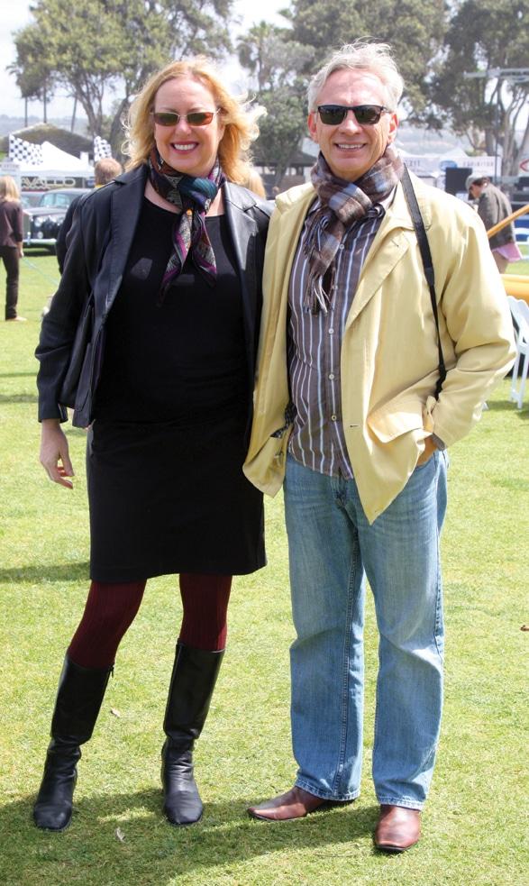 Hannah Devine and Allard Jansen