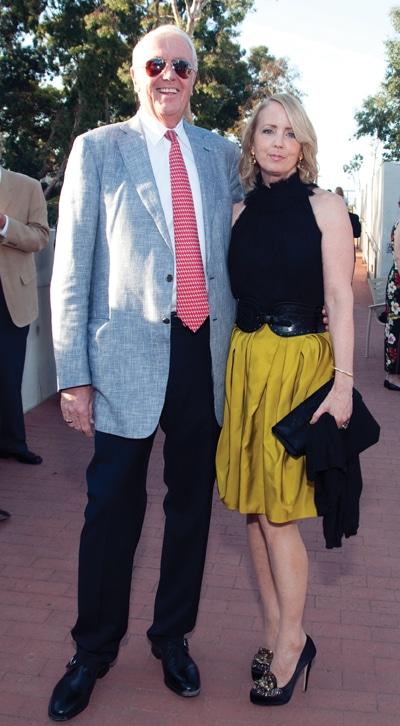 Harvey and Cheryl White