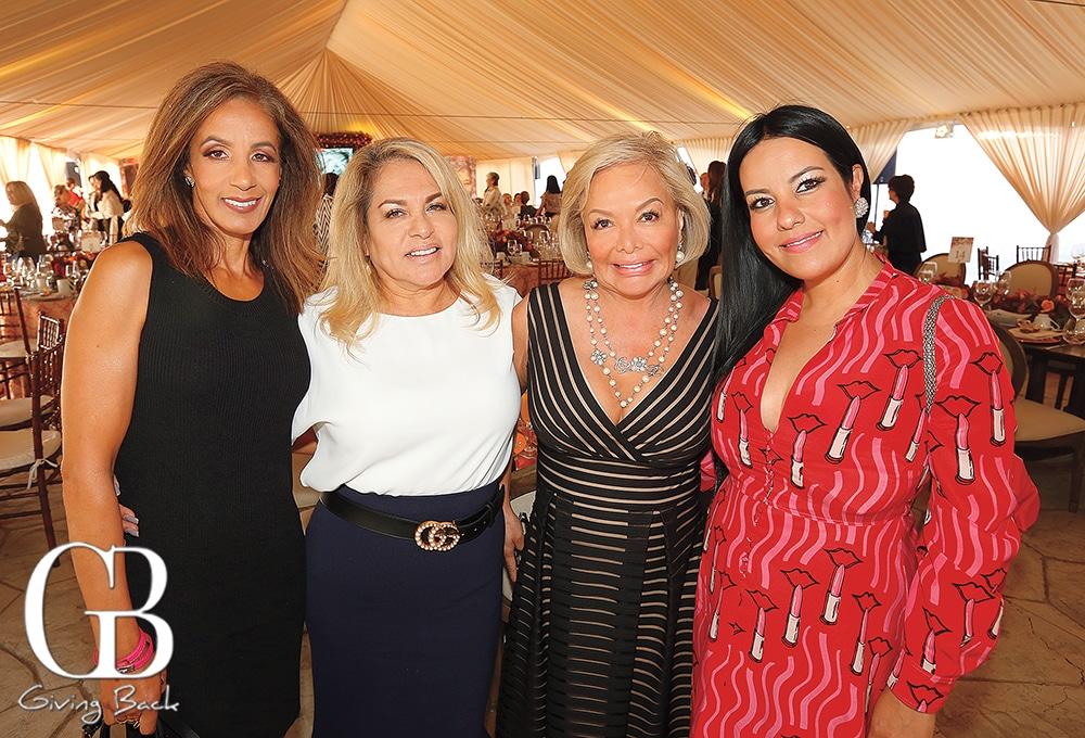 Hayhee Danly  Marie Cunning  Rosie Ponn and Adriana Mokhtari