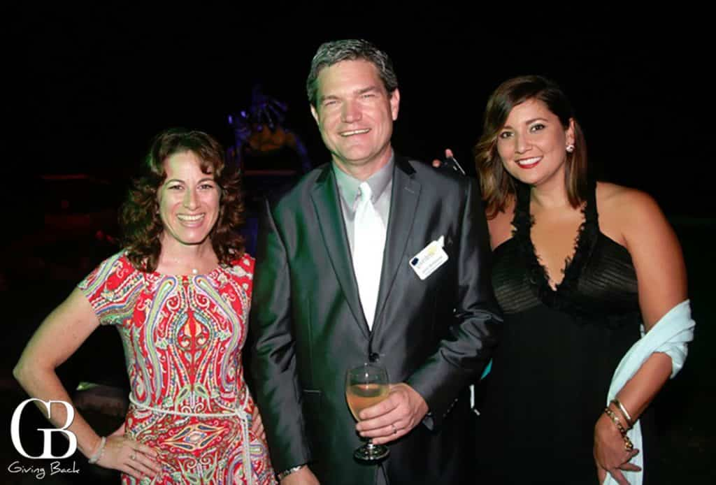 Healy Vigderson  John Bolthouse and Lucia Stone