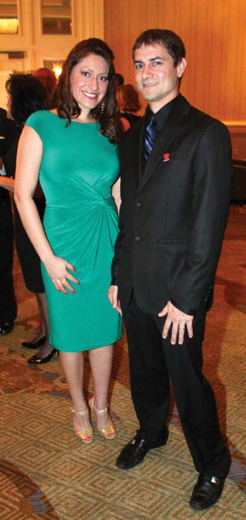 Heather Mendez and Mickey Stoll.JPG