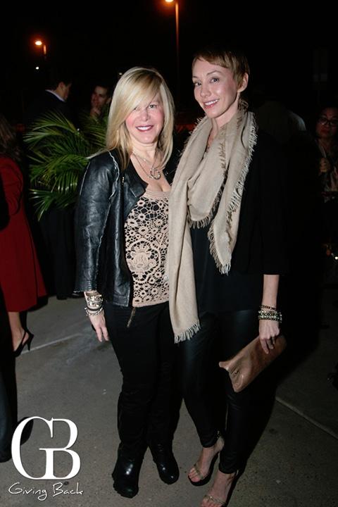 Heather Kolkey  and Terri Heartly