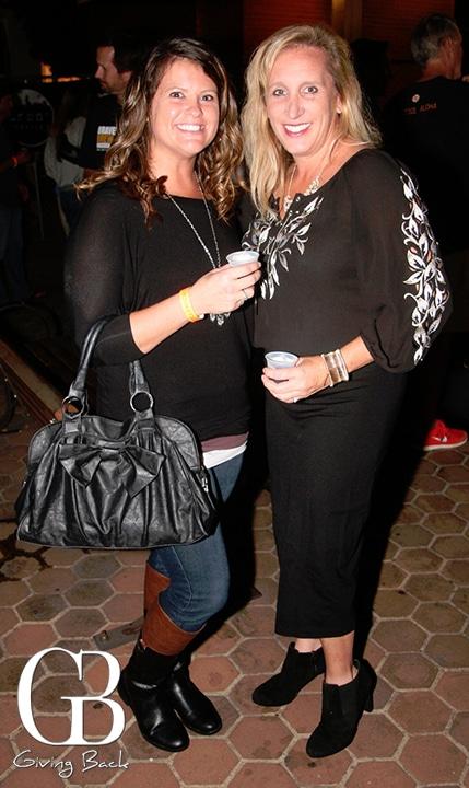 Heather Polen and Kellene McMillan
