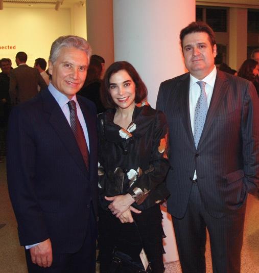 Hector Tajonar, Roxana Velasquez and Agustin Coppel.JPG