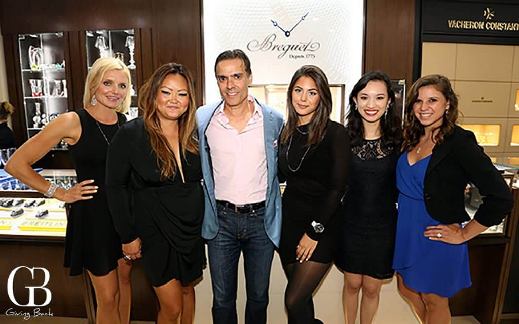 Heidi Fioroni  Maiken Erikson Domingue  Vahid Moradi  Fay Alameri  Alexandria Garcia and Raquel Lamb