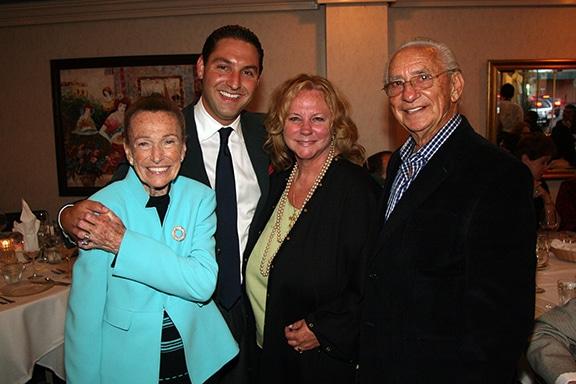 Helen, Anthony, Carolyn and John Karnazes.JPG