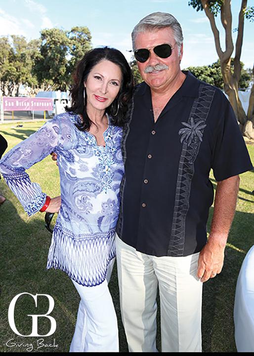 Helene and George Gould