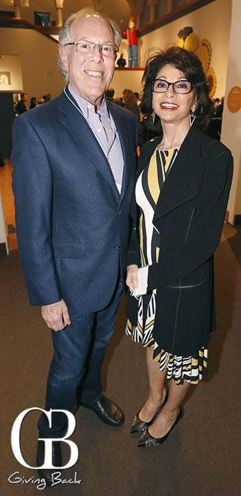 Henry and Sophie Haimsohn