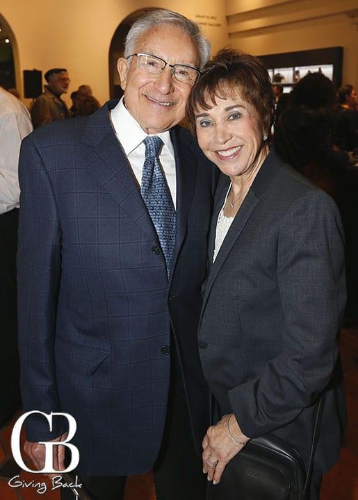 Herb Soloman and Elaine Galinson