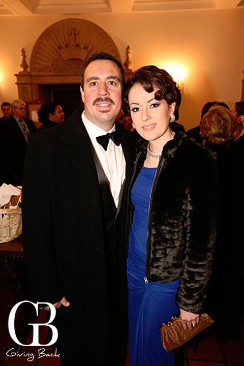 Herman y Elizabeth Morris