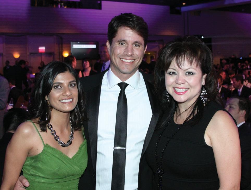 Herndon Graddick with Lidia Martinez and friend.JPG
