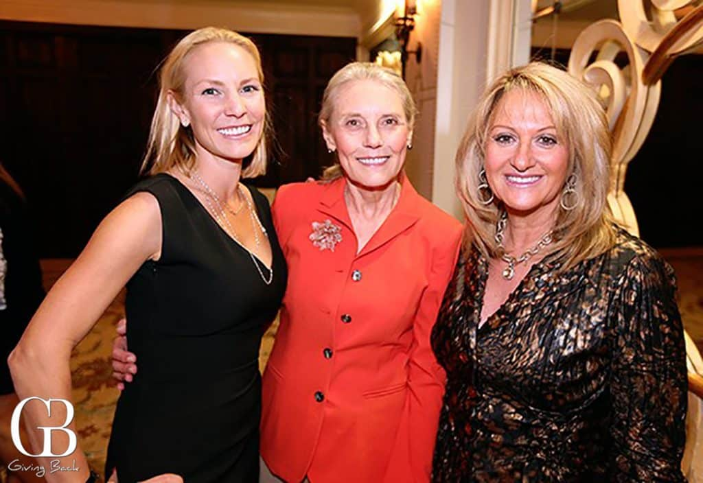 Holly Hartsough  Linda Wendfeldt and Donna Evans