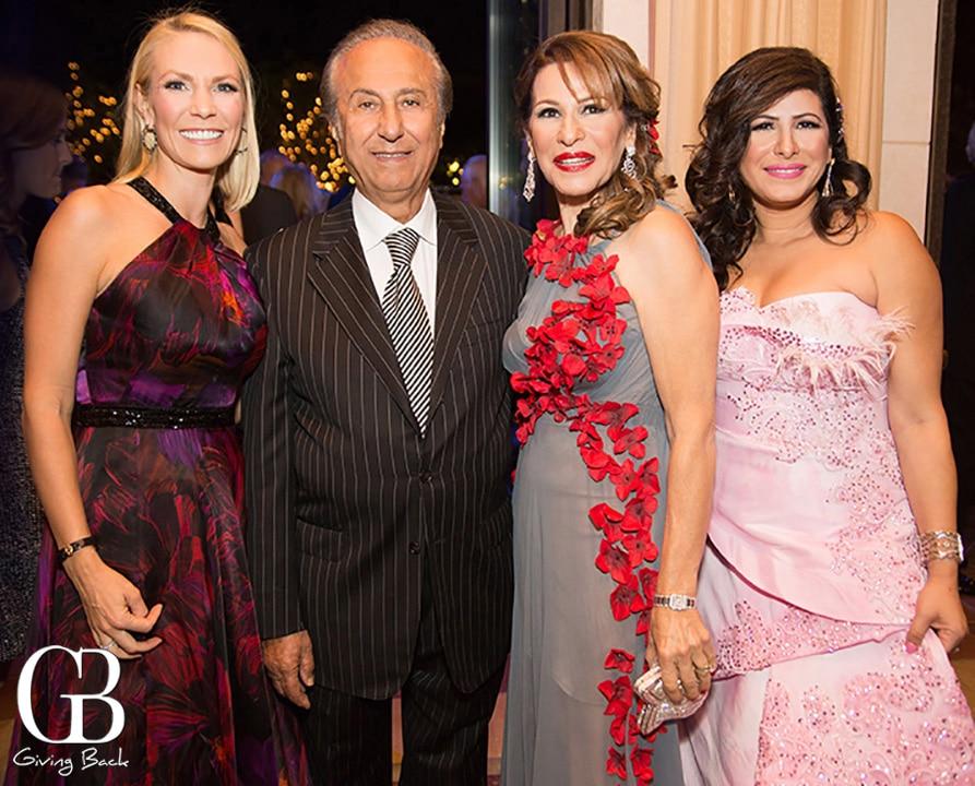 Holly Hartsough  Majid and Soodabeh Mortazavi  Marjan Daneshmand