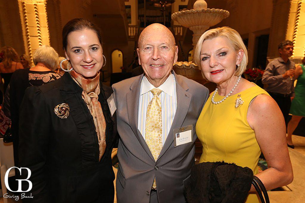 Holly Martin Bollard  Joe Craver and Joye Blount