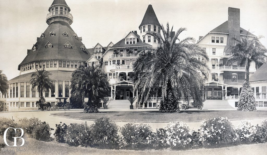 Hotel del Coronado in