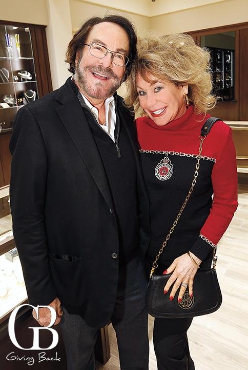 Howard and Barbara Milstein