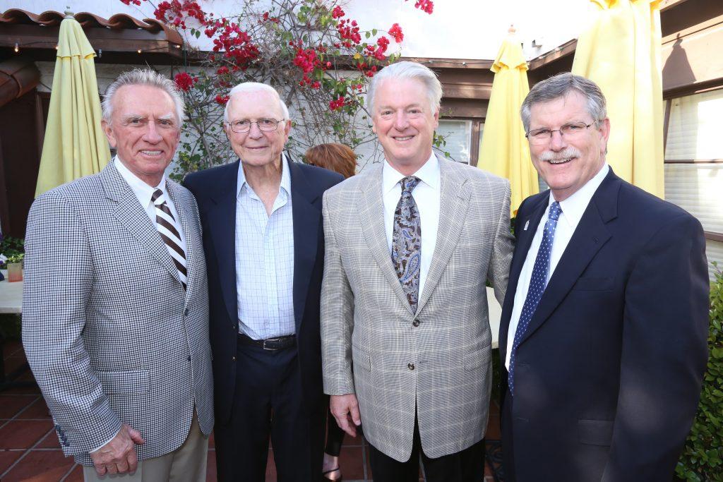 Hudson Drake, Tom Thompson, Bil Hoehn and Chuck Day.JPG