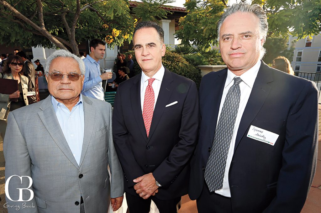 Humberto Jaramillo  Javier Peniche and Marco Sanchez