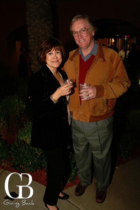 Idalia and Bob Castillo McGivern