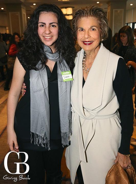 Ilana Hirschfeld and Loreta Adams
