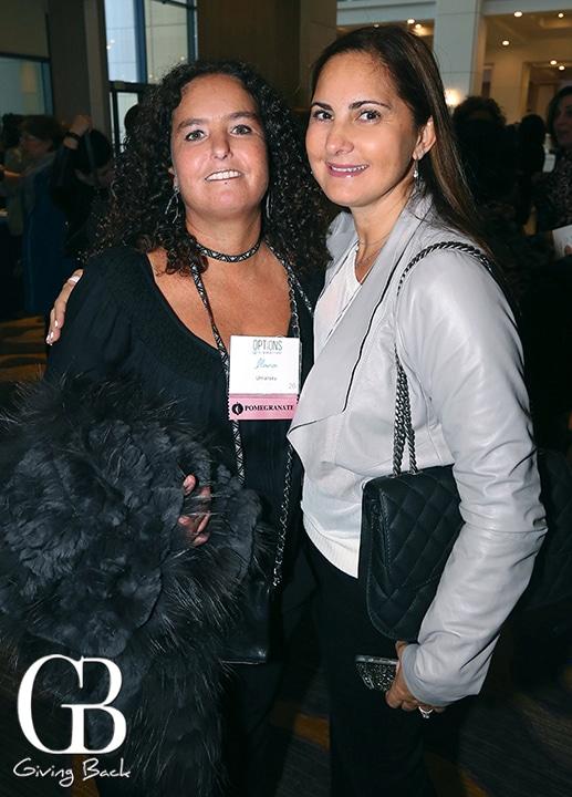 Ilana Umansky and Tamara Klein