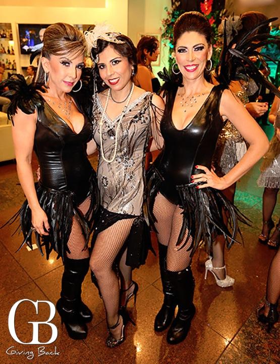 Iliana Mar  Monica Palafox y Graciela Moran