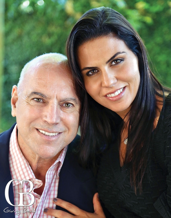 Immunotherapy Foundation Co Founders Fernanda and Ralph Whitworth