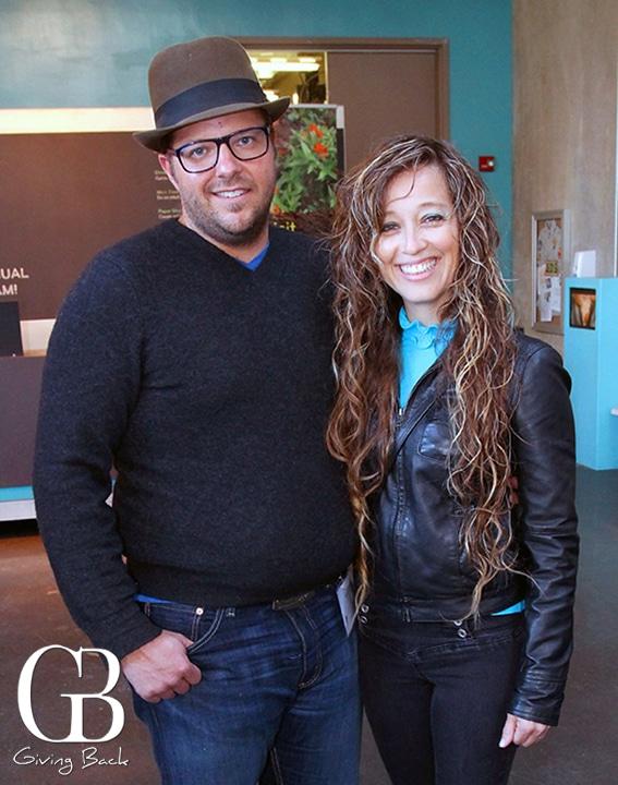Ingram Ober and Marisol Rendon