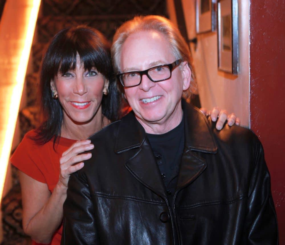 Ingrid and Jim Rock