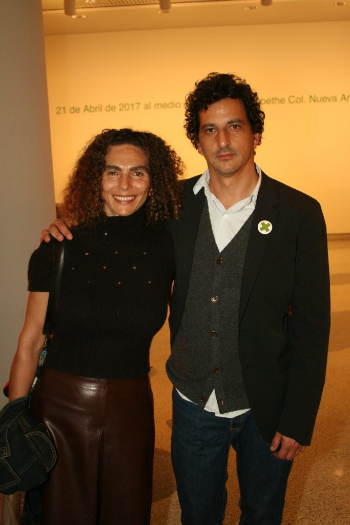 Irene and Yishai Jusidman.JPG