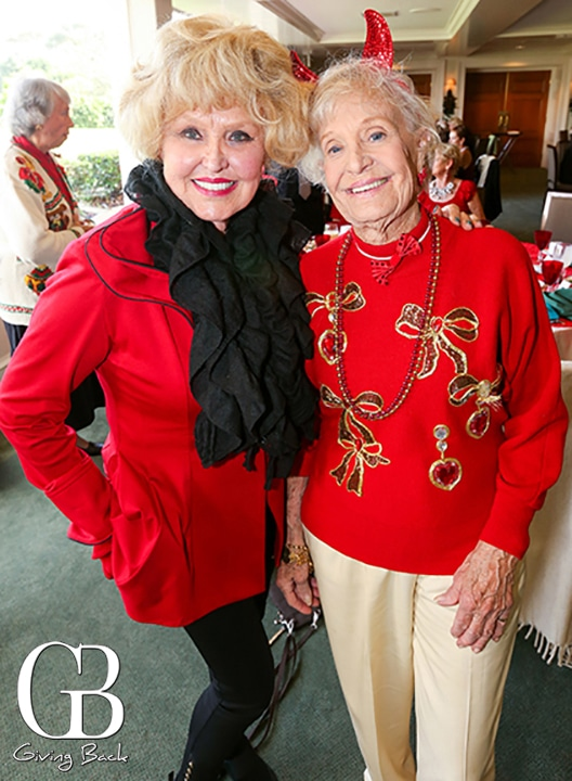 Irene Chandler and Sally Fuller