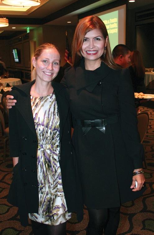 Irina Borchevskaia y Annel Lopez.JPG