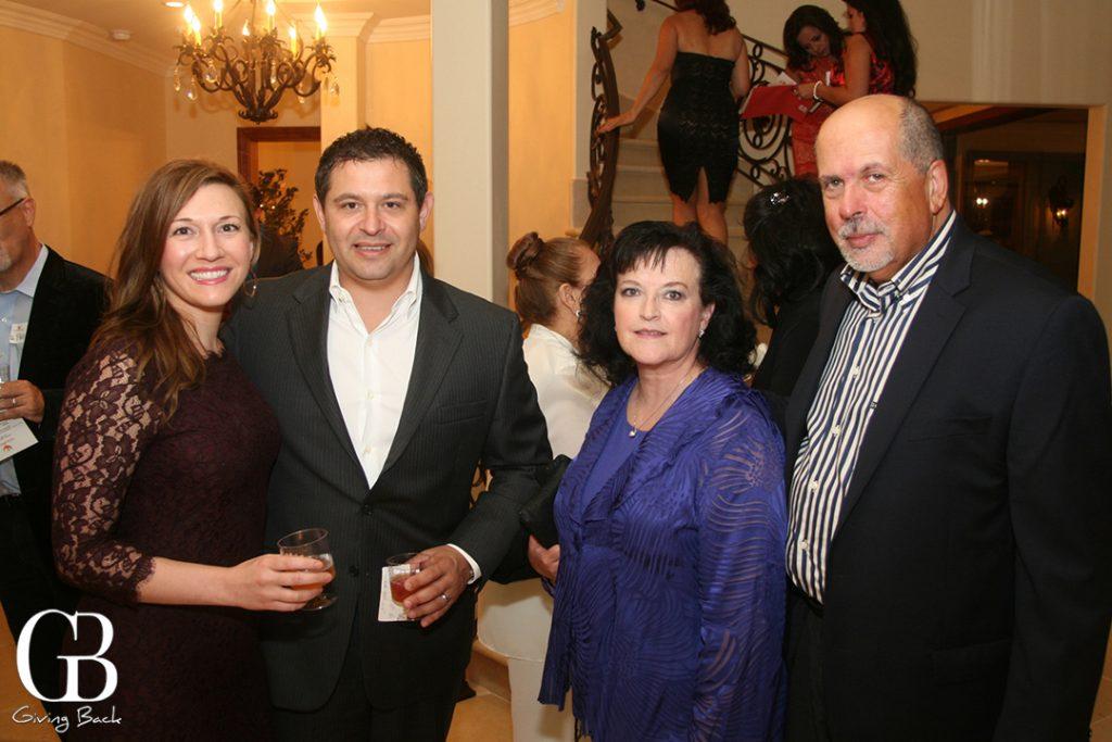 Irina Bilenkaya  Carlos Chacon  Ana Maria and Ignacio Iturbe