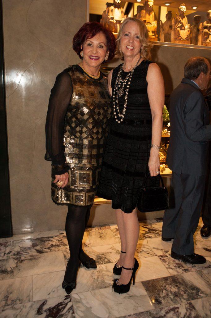 Iris Strauss and Sheryl White