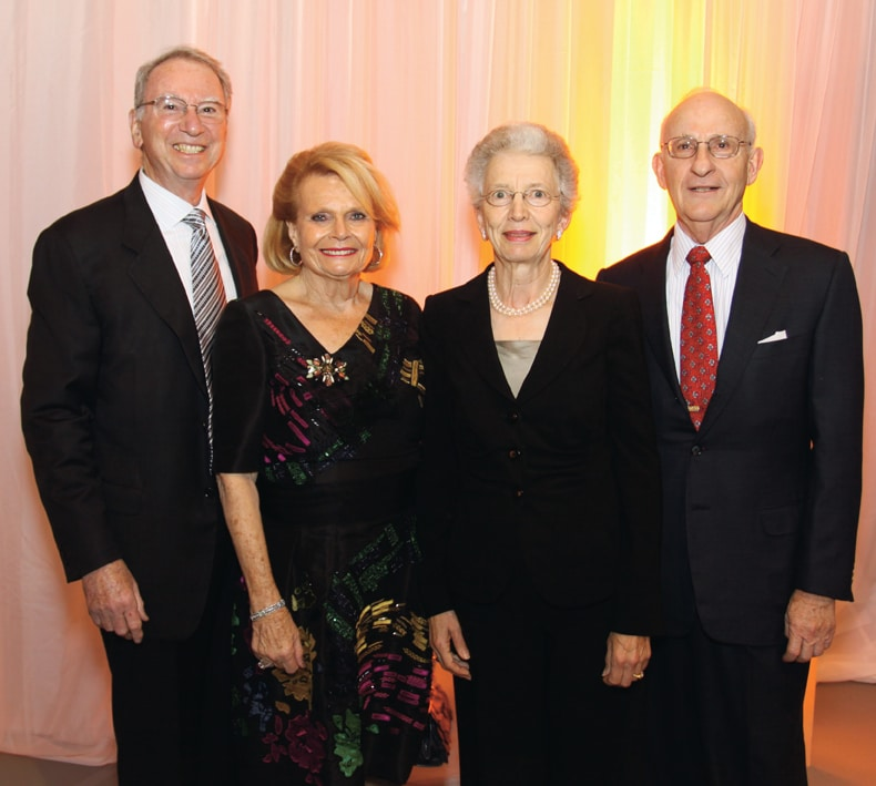 Irwin and Joan Jacobs with Evelyn and Ernest Rady.JPG