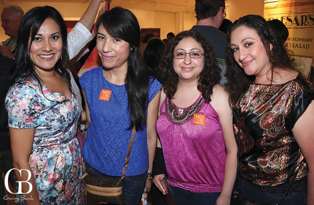 Isela Guerrero  Esmeralda Rodriguez  Elizabeth Hernandez and Xochitl Hernandez